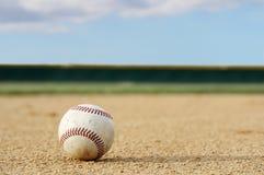 Campo de béisbol Imagen de archivo libre de regalías
