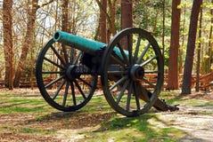 Campo de batalha da guerra civil de Fredericksburg Foto de Stock