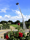Campo de batalha de Bosworth Fotos de Stock Royalty Free