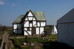 Campo de batalla de Bosworth Fotos de archivo
