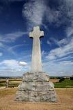Campo de batalla de Flodden Fotografía de archivo