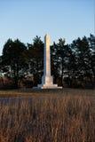 Campo de batalla del nacional del río de las piedras Foto de archivo