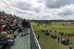 Campo de batalla en Gettysburg Fotografía de archivo