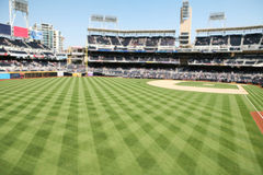 Campo de béisbol Imagenes de archivo