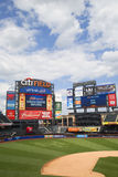 Campo de Citi, casa da equipe de Liga Nacional de Basebol os New York Mets Foto de Stock Royalty Free