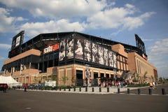 Campo de Citi - New York Mets Fotos de Stock Royalty Free