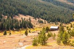 Campo de Colorado fotografía de archivo libre de regalías