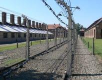 Campo de concentración Imagen de archivo libre de regalías
