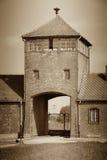 Campo de concentración - Auschwitz-Birkenau, historia Imagen de archivo libre de regalías