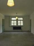 Campo de concentración de Dachau Fotos de archivo libres de regalías