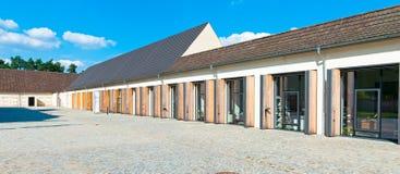 Campo de concentración de Ravensbruck Imagen de archivo libre de regalías