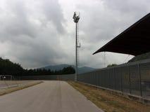 Campo de deporte, Italia del sur Fotografía de archivo libre de regalías