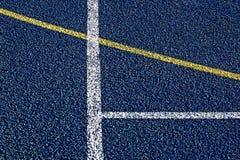 Campo de deportes sintético 23 Fotografía de archivo