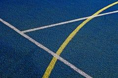 Campo de deportes sintetizado 10 fotos de archivo