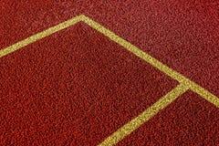 Campo de deportes sintetizado 11 imagenes de archivo