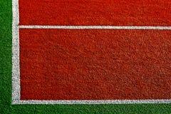 Campo de deportes sintetizado 21 fotos de archivo libres de regalías