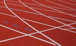 Campo de esportes Imagens de Stock