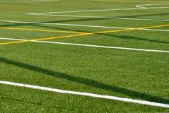 Campo de esportes Fotografia de Stock