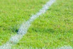 Campo de esportes Imagem de Stock Royalty Free