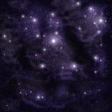 Campo de estrella Imagen de archivo libre de regalías