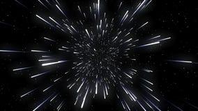 Campo de estrella ilustración del vector