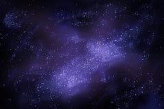 Campo de estrella Foto de archivo libre de regalías