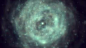 Campo de estrella Túnel ilustración del vector