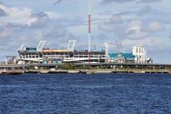 Campo de EverBank em Jacksonville, Florida Fotografia de Stock Royalty Free