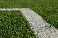 Campo de fútbol Imagen de archivo