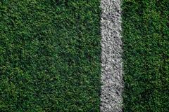 Campo de fútbol Fotos de archivo libres de regalías