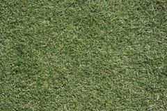 Campo de fútbol del césped (campo de fútbol, hierba verde) Foto de archivo libre de regalías