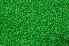 Campo de futebol artificial do relvado fotografia de stock