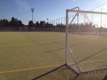 Campo de futebol pequeno Foto de Stock Royalty Free
