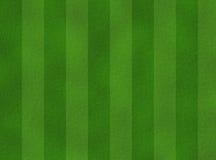 Campo de futebol verde do teste padrão Imagens de Stock