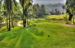Campo de golf Foto de archivo
