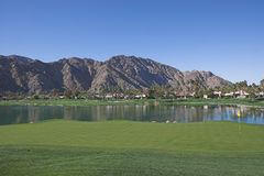 Campo de golf del oeste de Pga, Ca Imagen de archivo
