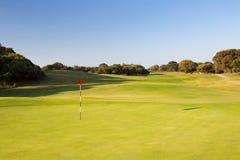 Campo de golfe da península de Mornington Imagem de Stock