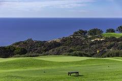 Campo de golfe em Torrey Pines La Jolla California EUA perto de San Diego Foto de Stock