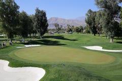 Campo de golfe no competiam 2015 do golfe da inspiração de ANA Fotografia de Stock