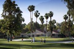 Campo de golfe no competiam 2015 do golfe da inspiração de ANA Imagem de Stock Royalty Free