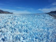 Campo de Hielo Patagonico Sur royaltyfri foto