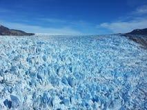 Campo de Hielo Patagonico Sur fotografia stock libera da diritti