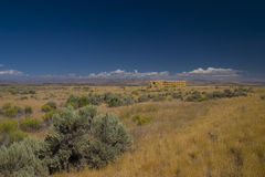 Campo de Idaho Imagen de archivo
