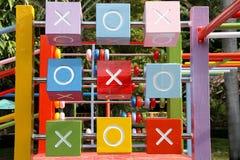 Campo de jogos Fotografia de Stock Royalty Free