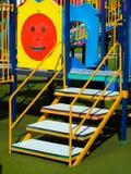 Campo de jogos ao ar livre Fotografia de Stock