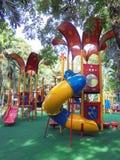 Campo de jogos colorido para crianças Imagem de Stock