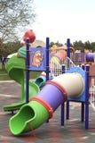 Campo de jogos das crianças Fotografia de Stock Royalty Free