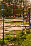 Campo de jogos das crianças Fotos de Stock