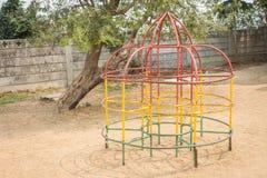 Campo de jogos 2 das crianças Fotografia de Stock Royalty Free