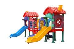 Campo de jogos 2 das crianças Fotos de Stock